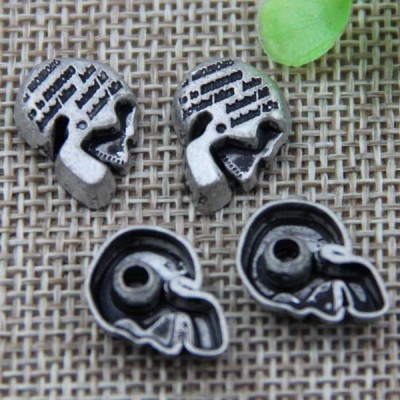 G049 Skull Rivet 16x12mm 100pcs/bag