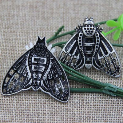 G058 Little Bug Sew Spikes 50mm 100pcs/bag