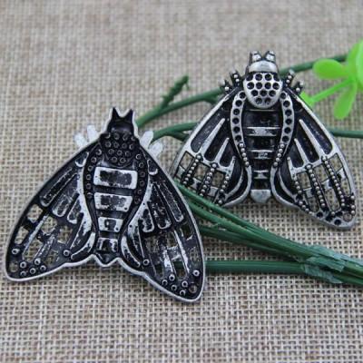G058 Little Bug Sew Spikes 50mm 100pcs/bag