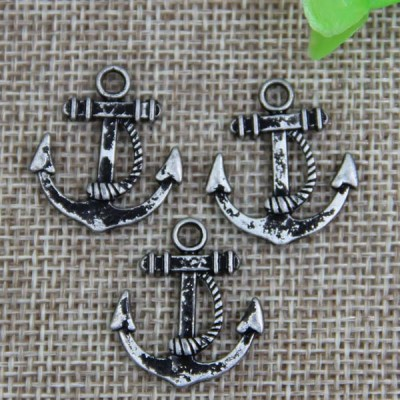 G082 Boat Hook Sew Spikes 21mm 100pcs/bag