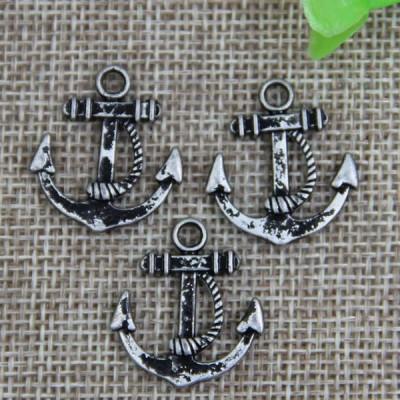 G082 Boat Hook Sew Spikes 21mm 100pcs/bag