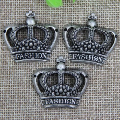 G099 Crown Sew Spikes 34mm 100pcs/bag