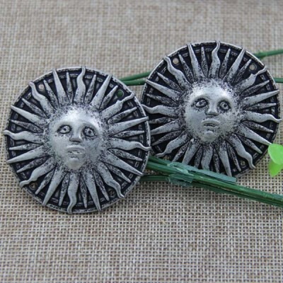 G100 Sunflower Sew Spikes 56mm,31mm 100pcs/bag