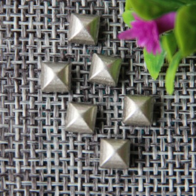 G111 Pyramid Chinese Denim Jeans Rivet Buttons 5mm 1000pcs/bag