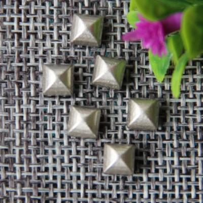 G111 Pyramid Chinese Denim Jeans Rivet Buttons 5mm 1000pcs/bag