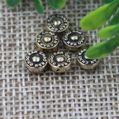 G112 Metal Chinese Denim Jeans Button Rivets 6mm 1000pcs/bag