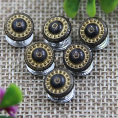G114 Vintage Classic Chinese Denim Jeans Buttons 9mm 1000pcs/bag