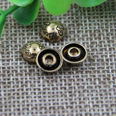 G117 Dome China Denim Jeans Rivets 8mm 1000pcs/bag