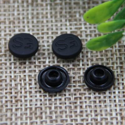 G120 Metal Decorative Denim Jean Button Rivets 8mm 1000pcs/bag