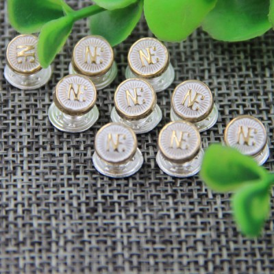 G121 Alloy Decorative Denim Jean Rivets 7mm 1000pcs/bag