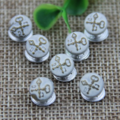 G133 Scissors Denim jeans Rivets 8mm 1000pcs/bag