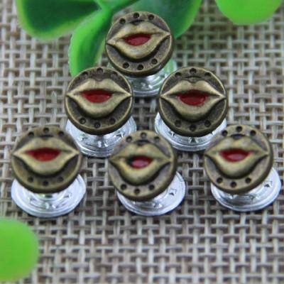 G140 Lip Customized Jean Button Rivets 8mm 1000pcs/bag