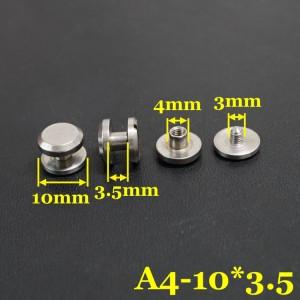 316 stainless steel screws