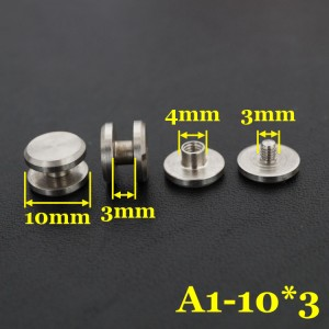 stainless steel binding post screws