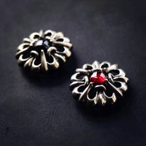 NA034 Concho Pendants 26mm