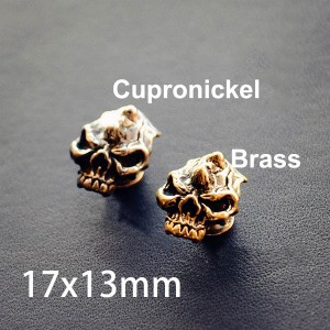 NA042 Angry Orc Skeleton 17x13mm
