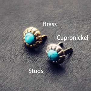 NA052 Turquoise Conchos 9mm