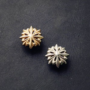 NA086 Hollow Daisy Conchos 16mm