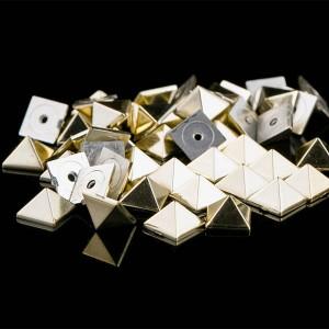 ABS pyramid rivet