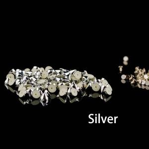 Silver color cone rivets