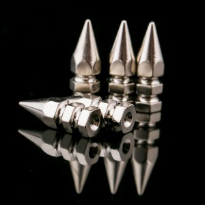 NO0930 Hex Large Spikes 9x30mm