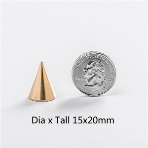 d1520 cone spikes for collars
