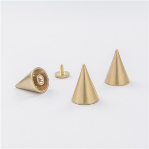 d1520 cone spikes for shoes and clothing