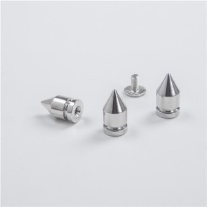 no68 screw on bullet spikes for clothing 2
